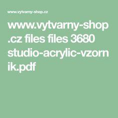 www.vytvarny-shop.cz files files 3680 studio-acrylic-vzornik.pdf