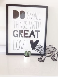 Do small things with great love! #paqhuis #polarbear