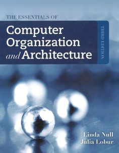 The Essentials of Computer Organization and Architecture, Third Edition is a comprehensive resource that addresses all of the necessary organization and architecture topics. This best-selling text correlates to the 2008 ACM-IEEE Computer Science Curriculum update and exposes readers to the inner workings of a modern digital computer through an integrated presentation of fundamental concepts and principles.