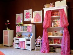 For little girls room. I don't like the color of the walls