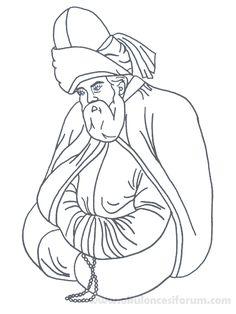 Prayer Tattoo, Oki Doki, Stencils, Islamic Art Calligraphy, Old Paintings, Sufi, String Art, Art Sketches, Useful Life Hacks