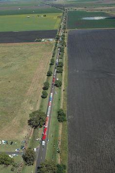 Road Trains - Trenes en la Ruta (Full Train)