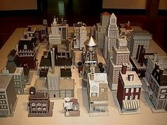 cardboard city - for the adventurous ;)