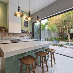 Dream Home Design, My Dream Home, Home Interior Design, House Design, Merida, Spanish Colonial Homes, Mexico House, Home Decor Bedroom, Ideal Home
