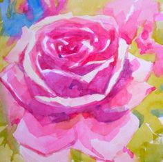 Valentines Day, painting by artist Jo MacKenzie
