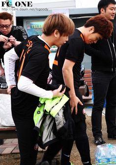 Heo Young Saeng, actualización FC One sitio oficial [22.04.13]