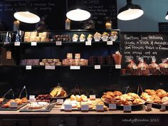 monmouth coffee by wendy121, via Flickr