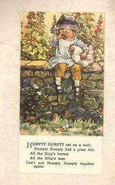Clara M. Burd Favorite Nursery Rhymes