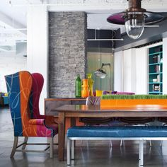decoholic: (via Cooper Square Loft by Christopher Coleman Interior Design)