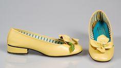 Shoes, ca. 1966