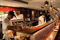 Kaper Design; Restaurant & Hospitality Design: Bent