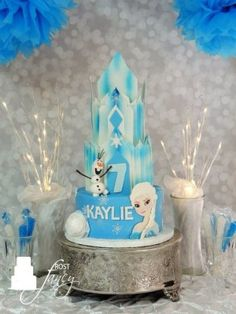 Top Frozen Cakes - CakeCentral.com