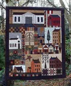 Village Sampler Pattern