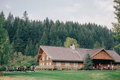 Mountain Spring Lodge Wedding