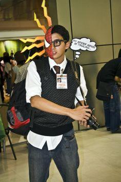 Peter Parker - Spider Sense... Love love love