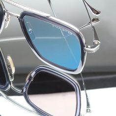 3276361c7af Flight.006 Aviator Sunglasses in Brown