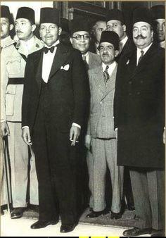 محمد محمود باشا ... رئيس وزراء مصر الاسبق (13