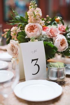 Photo: Ethan Yang Photography - wedding centerpiece idea