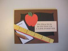 Teacher card I Card, Teacher, Cover, Books, Professor, Libros, Book, Blanket, Book Illustrations