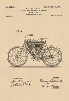 Items similar to Motor cycle Patent# Motorcycle patents, motorcycle poster prints, motorcycle decor, wall decor, motorcycle art prints. on Etsy Motorcycle Posters, Motorcycle Art, Patent Drawing, Bicycle Art, Patent Prints, Vintage Prints, Poster Prints, Wall Art, Bike Rider