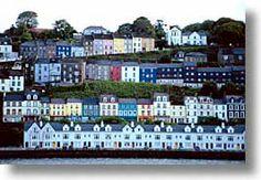 Cork Ireland | cobh, cork, cork county, europe, horizontal, ireland, irish, munster ...