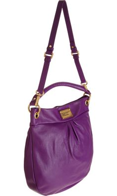 Marc by Marc Jacobs Classic Q Hillier Hobo Bag - love this color 523a195f0e192