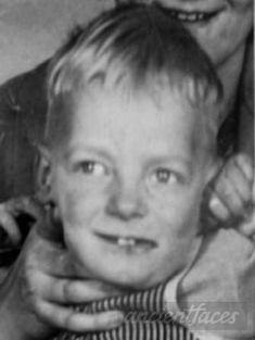 Alfred Rahnhert 1940. Alfred was diagnosed with debility and was sadly murdered at Verflect institution on November 1, 1943 at age 5.