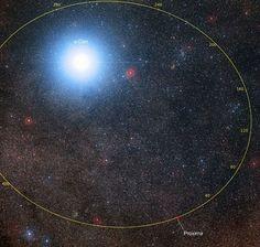 Вероятность жизни на планете Proxima Centauri b