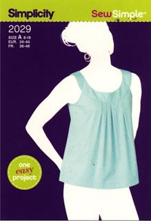 Sew, incidentally...: 'SewSimple' - New Patterns by Simplicity