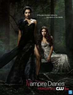 The Vampire Diaries. Words cannot describe how amazing this show is