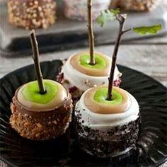 Carmel Apples