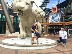 Comerica Park | Detroit Tigers | Fun in Detroit | Things to do in Detroit | Detroit Michigan | Motor City |