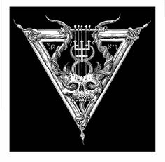 """Picture of Zbigniew M. Bielak  """"1. The Complete Art Of Watain's Lawless Darkness"""""""