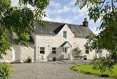 Cardross Holiday Homes, Port of Menteith, Stirling, Highlands (Sleeps 1-8) Self Catering Holiday Accommodation in Scotland.