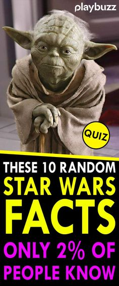 How much of a die hard Star Wars fan are you? Can you guess if these 10 facts are true or false? *** #PlaybuzzQuiz General Knowledge Movies Trivia Quiz Star Wars Disney+ Playbuzz Quiz