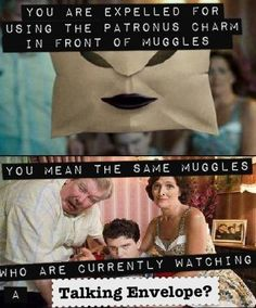 Harry Potter, Funny: