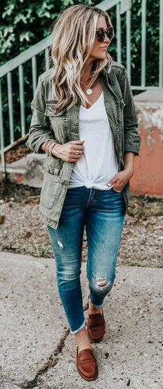 19d44e23a751 40 Best summer outfits women over 40 images in 2019   Spring Outfits ...
