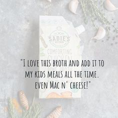 Sadie's Kitchen is the perfect replacement for stock in family meals, thanks to our no added salt. Meaning you can cook one meal for the whole family! From babies to grandparents and everyone in between 🤗💛💫 Family Meals, Kids Meals, Sadie, Grandparents, Meant To Be, Thankful, Posts, Cook, My Love