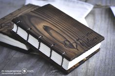 wooden book cover | Tumblr