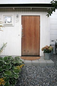 DIY Door Mat
