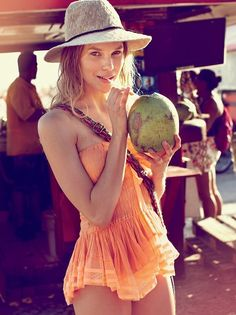 Shine in Style with  Straw Hats