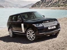 Land Rover Range Rover Vogue SE Supercharged 5.0 V8