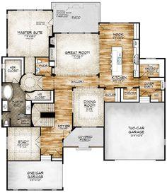 Sopris Homes - Paonia Model