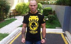 Wanderlei Silva vê TUF como momento único para o MMA no Brasil
