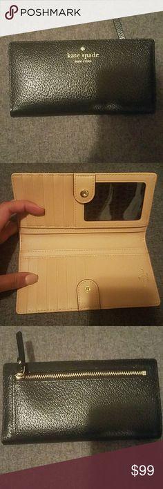 NWOT Kate Spade wallet NWOT Kate Spade wallet. kate spade Bags Wallets