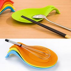 Silicone Spoon Insulation Mat Silicone Heat Resistant Placemat Tray Spoon Pad Drink Glass Coaster hot sale. Click visit to buy