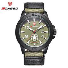 US $129.90 - New Waterproof Mens Watches Top Brand Luxury Analog Date Military Quartz Watch Men Casual Sport Wrist Watch Relogio Masculino