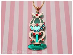 Stallion Rêve Pegasus Orb Sailor Moon Inspired Necklace by Starlight Deco Dream, $40.00