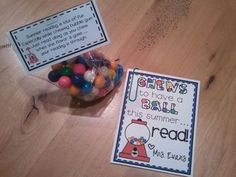 End of Year Gift - Bubblegum Reading image 2