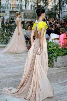 #DelPozo #FashionWeek